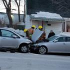 Intersection Haig et Hochelaga, Accident de la route