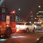 Intersection DeLorimier et René-Lévesque, Accident de la route