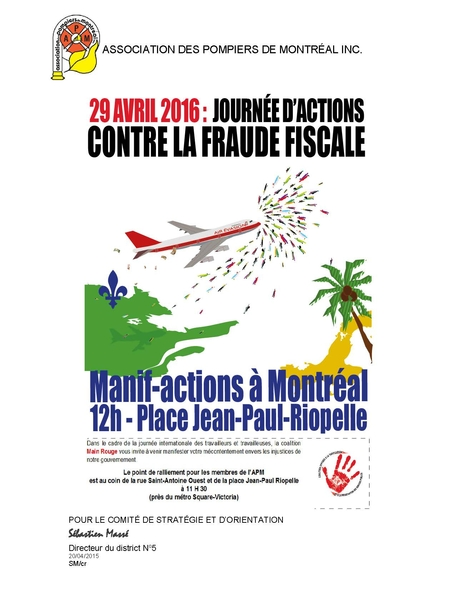Manif-actions 29-04-2016